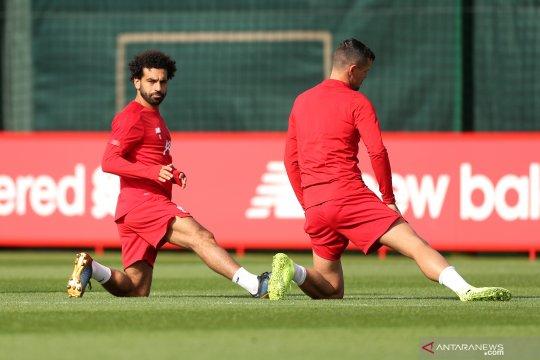 Persiapan laga pertama fase grup Liga Champions