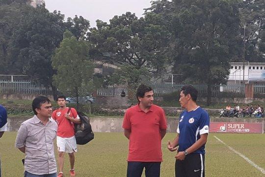 Pelatih asing Semen Padang akui miliki misi berat selamatkan tim