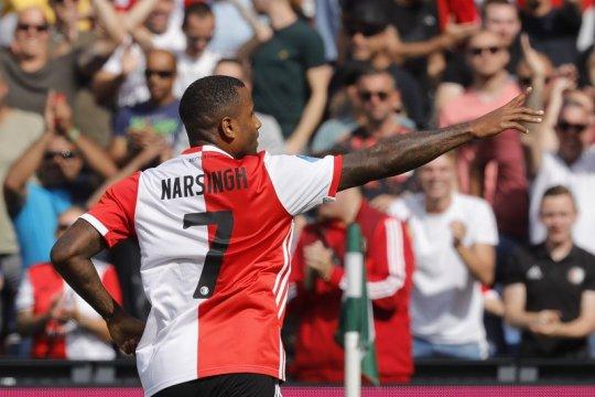 Feyenoord cetak lima gol tapi cuma menang 3-2 lawan ADO