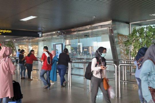 Kabut asap, 55 penerbangan di Bandara Supadio terganggu