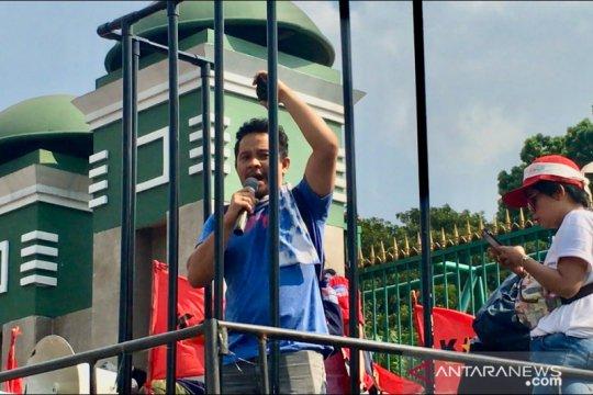 Ketua AJI Jakarta sebut DPR jangan bersikap fasis demi sahkan RKUHP