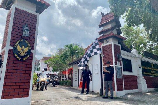 Touring IMI tiga negara singgah di Penang