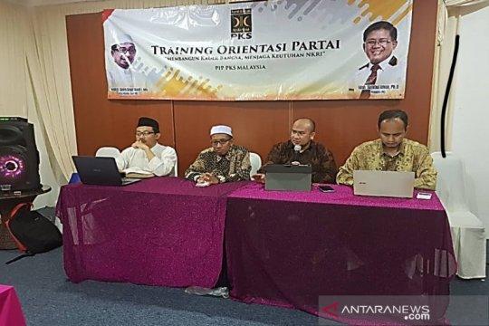 PKS Malaysia gelar pelatihan di Negeri Sembilan