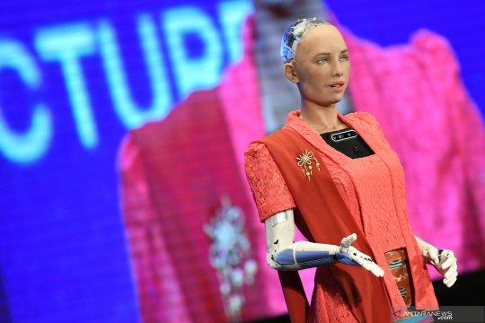 Inilah Sophia, robot tercerdas yang bisa berinteraksi dengan manusia