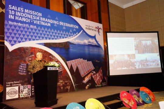 KBRI dorong penerbangan langsung Hanoi-Jakarta untuk wisata