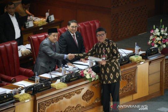 Tjahjo: Pemerintah setuju sahkan RUU MD3 agar perkuat sistem politik