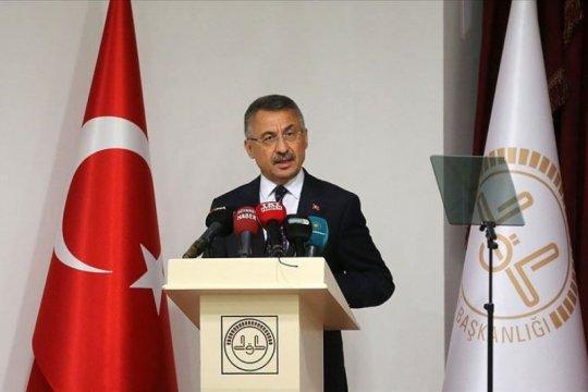 Wapres Turki: Teror ancam semua umat manusia secara membabi-buta