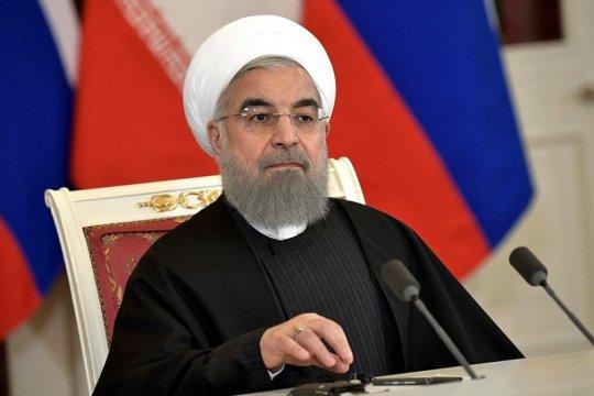 Presiden Rouhani: Kehadiran AS di Suriah tidak sah, campur-tangan