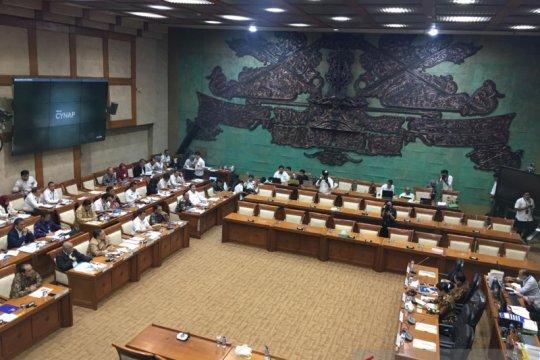 Komisi XI setujui pagu Kementerian Keuangan 2020 Rp43,51 triliun