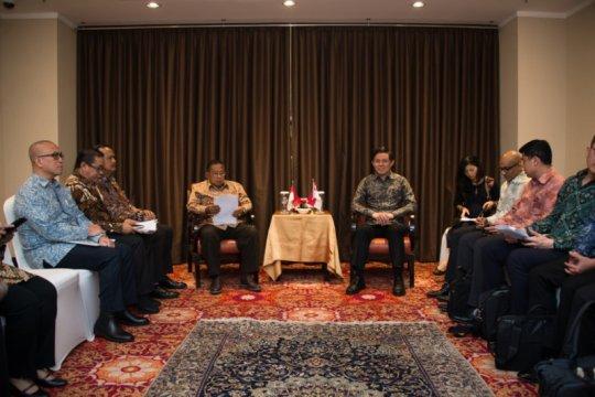 Indonesia perkuat kemitraan ekonomi dengan Singapura