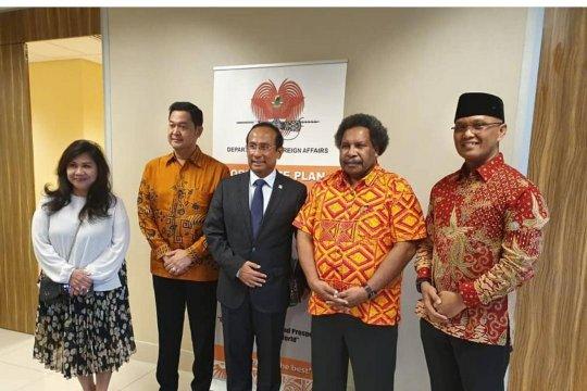 Papua Nugini konkret dukung Papua bagian NKRI