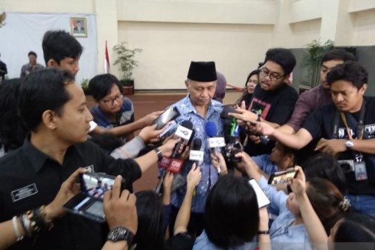 Revisi UU KPK, Ketua KPK akui ada undangan temui Presiden