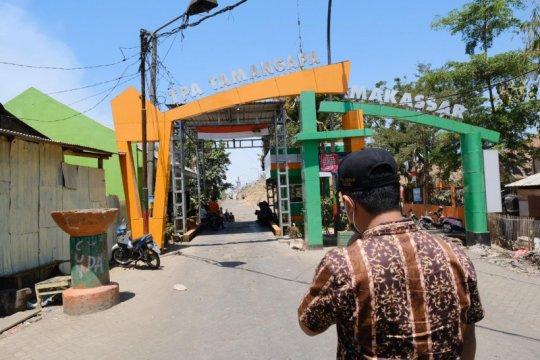 Hindari kebakaran, dilarang merokok di TPA Antang Makassar