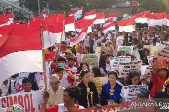 Revisi UU KPK yang baru - ARJ dan MPD dukung revisi UU KPK