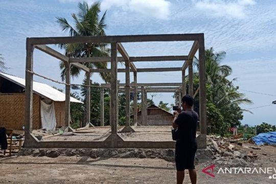 Pokmas diminta berani laporkan aplikator rumah tahan gempa bermasalah