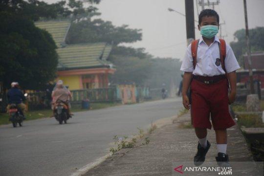 BMKG: Kabut asap di Kaltara mulai berkurang
