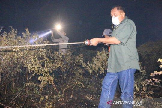 Kapolda Kalsel perintahkan lidik karhutla di Banjarbaru