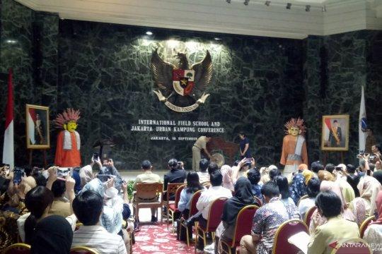 Anies buka acara Jakarta Urban Kampung Conference 2019