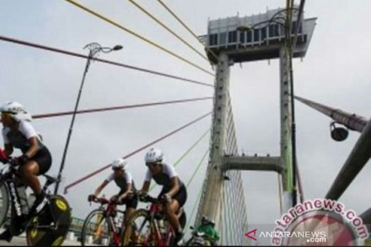 Tour de Siak tetap dilaksanakan di tengah kabut asap