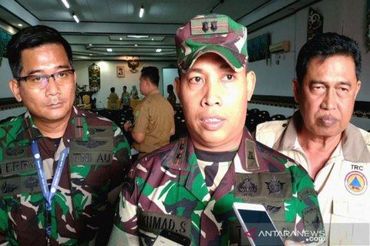 Satgas Karhutla Kotawarigin Timur tambah personel dan armada