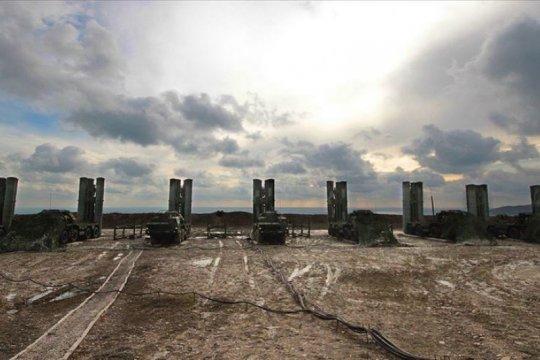 Turki akan uji coba sistem rudal S-400 buatan Rusia