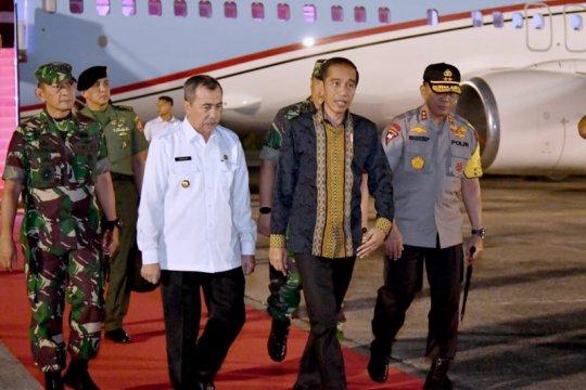 Penanganan karhutla, Jokowi kunjungan kerja ke Riau