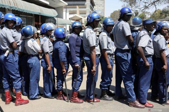 AS jatuhkan sanksi atas menteri keamanan Zimbabwe