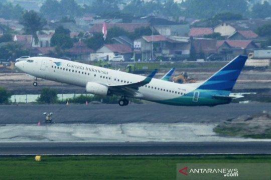 Selamatkan penumpang kritis, pesawat Garuda alihkan pendaratan