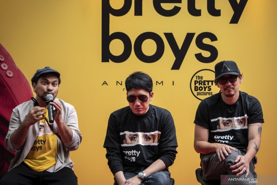 Peluncuran film Pretty Boys