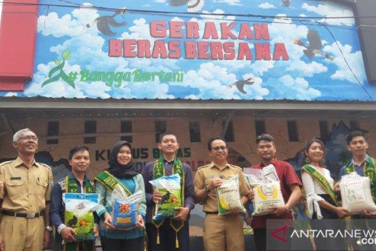 Kalbar luncurkan gerakan promosi beras petani lokal