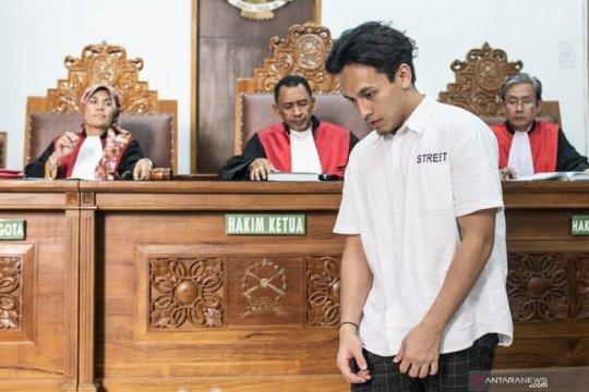 Jefri Nichol jalani sidang tuntutan di PN Jaksel, Senin pagi