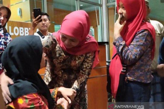 Kata Khofifah, Fuad Amin pernah minta membimbing Bupati Bangkalan