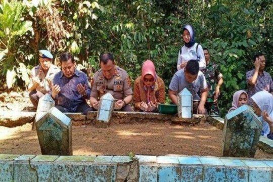 Ketua KPK terpilih pulang kampung ke Kabupaten Ogan Komering Ulu