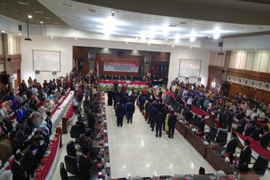 KPU Maluku tak pernah usulkan penundaan calon anggota DPRD terpilih