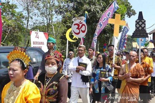 Merajut toleransi di Dusun Porot untuk negeri