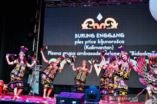 KBRI lakukan demo masakan Indonesia di Food Planet Festival Serbia