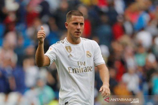 Eden Hazard sebut fans Real Madrid lebih fanatik daripada Chelsea