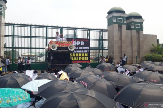 RUU PKS payung hukum cegah korban kekerasan seksual