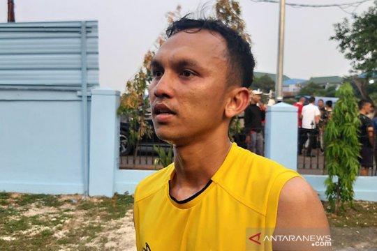 Rachmad Hidayat ingin balas kritik dengan performa menawan di Persija