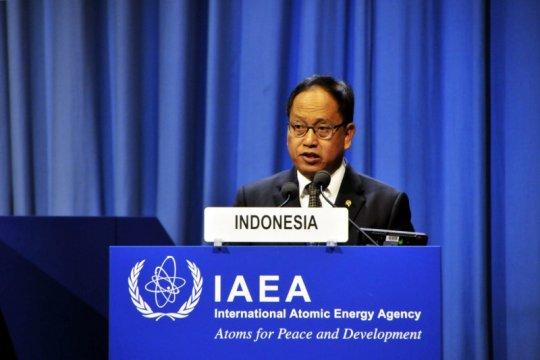 Sidang Umum IAEA di Wina akui kemampuan Indonesia