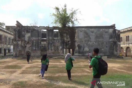 Dana restorasi Benteng Pendem Ngawi Rp150 miliar