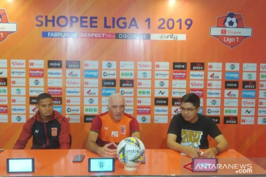 Mario Gomez sebut penalti untungkan Borneo FC