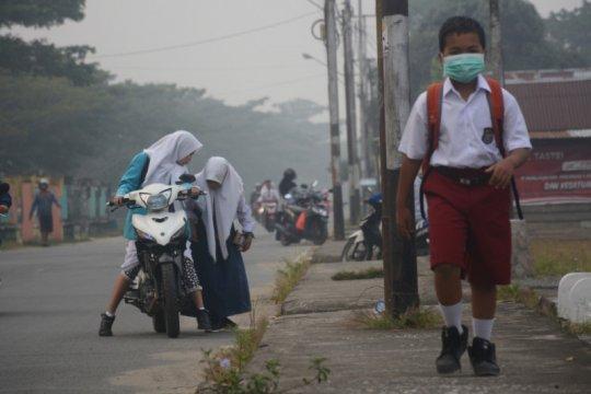 Kabut asap, tingkat hunian hotel di Singkawang menurun