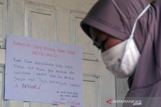 Bantuan ditolak, Anies bersyukur karhutla Riau sudah bisa di atasi