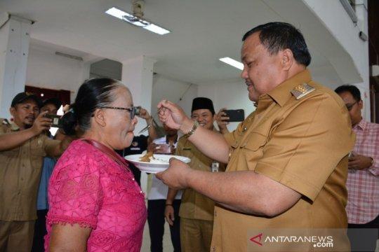 4.949 KPM Sibolga terima bantuan pangan non tunai