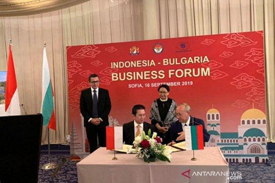 Kadin Indonesia-Bulgaria teken kesepahaman dongkrak perdagangan