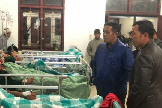 54 pelajar di Simalungun keracunan usai makan siang
