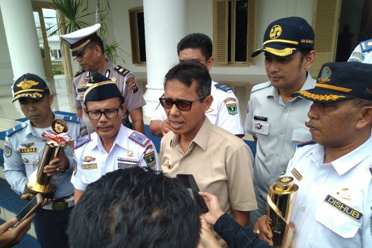 16 Kabupaten/Kota di Sumbar terima penghargaan WTN, Gubernur: Ini harus menjadi motivasi