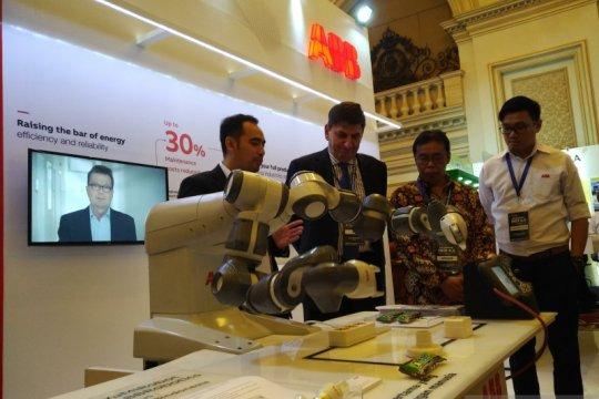 Tren penggunaan teknologi robot pada industri di Indonesia naik