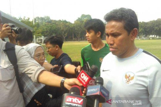 Timnas U-16 TC setiap bulan untuk persiapan Piala Asia